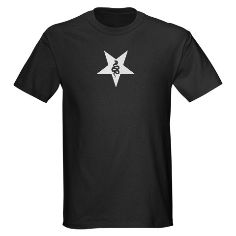 Cobra Star t-shirt